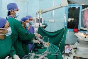 TP.HCM: Phẫu thuật thành công thai trong thai hiếm gặp