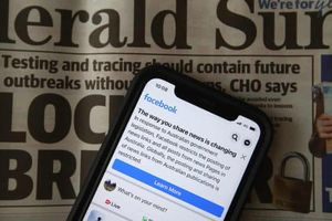 Facebook dỡ bỏ lệnh cấm tin tức ở Australia