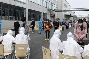 Nữ công nhân dương tính SARS-CoV-2 đi lại nhiều nơi, hơn 6.000 người bị phong tỏa