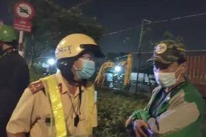 Công an vào cuộc vụ nhóm người quay video 'giám sát CSGT' ở TP HCM
