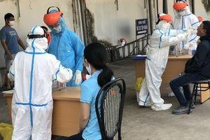 Bà Rịa - Vũng Tàu: 4 thuyền viên tàu Indonesia dương tính SARS-CoV-2 lần 1