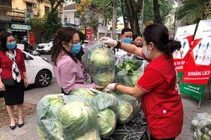 Phát động Chiến dịch 'Chung sức cùng người dân tiêu thụ nông sản'