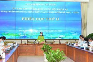 TPHCM: 10 đơn vị bầu cử ĐBQH phân chia theo số dân
