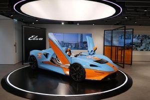 Siêu xe không mui McLaren Elva hơn 42 tỷ đồng đến Hồng Kông