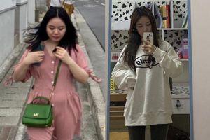 Giảm cân 'xịn xò' gái xinh xứ Trung chụp ảnh góc nào cũng mê