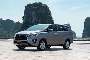 Toyota là thương hiệu có nhiều xe đạt chuẩn 5 sao an toàn nhất