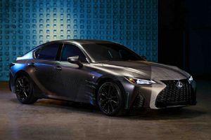 Lexus Gamers'IS phiên bản 'độc nhất vô nhị' dành cho streamer