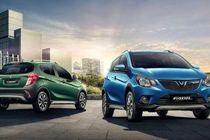 Chiếc xe 'hot' nhất phân khúc A thêm 2 màu sơn xanh thời trang