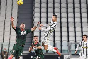 Ronaldo lập kỷ lục 'vô tiền khoáng hậu' tại Serie A