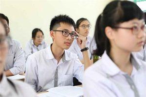 Thi tuyển sinh lớp 10 công lập ở Hà Nội: Công bố môn thi thứ tư vào tháng 3/2021