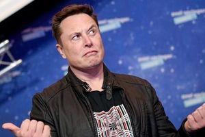 Tỉ phú Elon Musk 'chơi' bitcoin 1 tháng hơn bán xe điện 1 năm