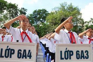 Những nhóm trường nào của Hà Nội tuyển sinh lớp 6 không theo tuyến?