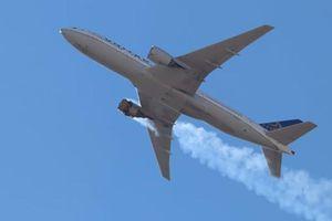 Việt Nam không còn sử dụng loại máy bay Boeing 777 mới gặp sự cố