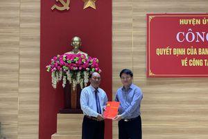Quảng Ngãi: Huyện đảo Lý Sơn có tân Bí thư Huyện ủy