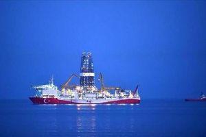 Thổ Nhĩ Kỳ đầu tư gần 111 triệu USD xây dựng cơ sở khí đốt triển vọng ở Biển Đen