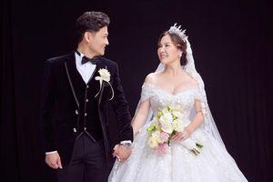 Bà xã diễn viên Quý Bình: 'Tài vật chỉ là phương tiện, hạnh phúc lứa đôi là của báu vô giá, đồng vợ đồng chồng là kim chỉ nam'