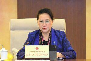 Chủ tịch Quốc hội: Tôi rất ấn tượng về Thủ tướng, Phó Thủ tướng nhiệm kỳ này