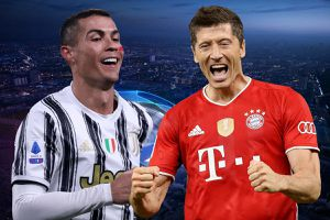 'Máy dội bom' Lewandowski: Tiến hóa như Ronaldo