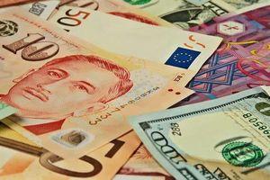 Tỷ giá ngoại tệ ngày 24/2: USD tăng trở lại từ đáy 7 tuần