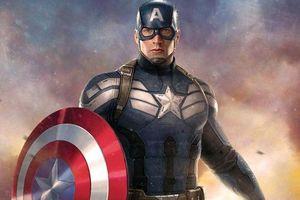 Captain America phải đi chân giả trong The First Avenger ?