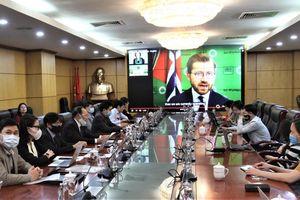 Việt Nam dự trực tuyến phiên họp Hội đồng Môi trường Liên hợp quốc