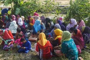 Malaysia cho phép đình chỉ tạm thời lệnh trục xuất 1.200 người Myanmar