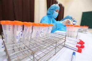 Xét nghiệm SARS-CoV-2 cho người chấp hành xong án phạt tù ở Chí Linh