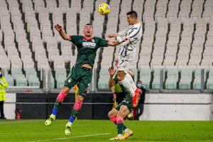 Ronaldo 'lên đỉnh', đưa Juventus trở lại top 3