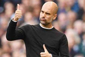Pep nói gì sau khi Man City thắng 18 trận liên tiếp?
