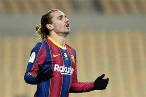 'Griezmann đã sai lầm khi tới Barcelona'