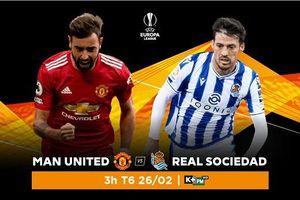 HLV Imanol Alguacil: Nếu nghĩ Real Sociedad cùng đẳng cấp với Manchester United, 'chúng ta đang mất trí'