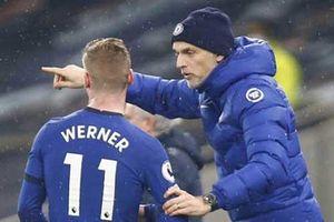 Werner khó thích nghi với cường độ và lối đá mạnh bạo của Premier League