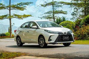 Toyota Vios 2021 giá từ 478 triệu tại Việt Nam có ưu điểm gì để 'đấu' với Hyundai Accent, Honda City?