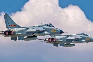 11 máy bay chiến đấu của Trung Quốc xâm nhập ADIZ Đài Loan