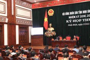 Ninh Bình thông qua nhiều nghị quyết về phát triển hạ tầng giao thông