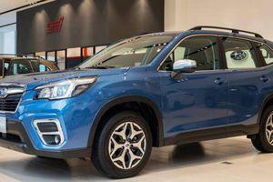 Subaru Việt Nam ra mắt bộ phụ kiện dành riêng cho Forester 2.0 i-L