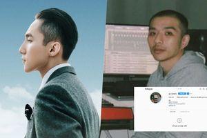 Netizen ùa vào trang cá nhân sau vụ Sơn Tùng M-TP, GC xóa bài đăng duy nhất tránh bình luận tục tĩu