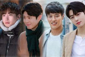 11 nam chính phim Hàn đạt tiêu chuẩn làm bạn trai ngoài đời (P1): Lee Jong Suk, Park Bo Gum hay Eun Woo?