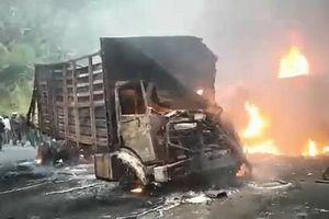 Tai nạn giao thông thảm khốc tại Cameroon