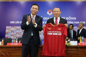 HLV Park Hang Seo và chuyện gia hạn hợp đồng