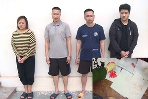 Thanh Hóa: Triệt phát điểm mua bán ma túy phức tạp, bắt giữ 6 đối tượng