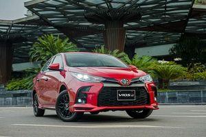 Đắt hơn Honda City RS 31 triệu đồng, bản đắt giá Toyota Vios GR-S có gì?