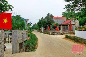 Xã Ngọc Trung nỗ lực xây dựng nông thôn mới