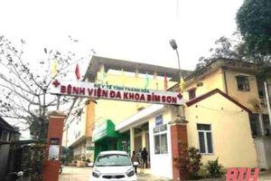 Bệnh nhân tử vong tại Bệnh viện đa khoa Bỉm Sơn có kết quả xét nghiệm âm tính với virus SARS-CoV-2