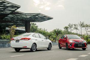 Toyota Vios 2021 mới giá cao nhất 638 triệu đồng tại Việt Nam