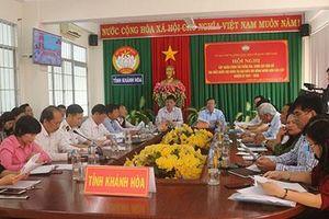 Tập huấn công tác kiểm tra, giám sát bầu cử đại biểu Quốc hội và HĐND các cấp