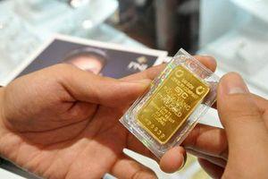 Giá vàng trong nước đảo chiều tăng mạnh lên 56,7 triệu đồng/lượng