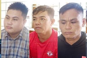 Tạm giam 5 đàn em của Tèo '72 mụt ruồi' ở An Giang