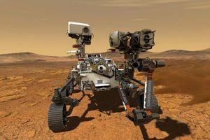 Đoạn video và ghi âm đầu tiên từ sao Hỏa
