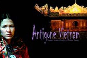 Đề xuất ý tưởng đưa tác phẩm kịch 'Antigone' tiếp cận khán giả